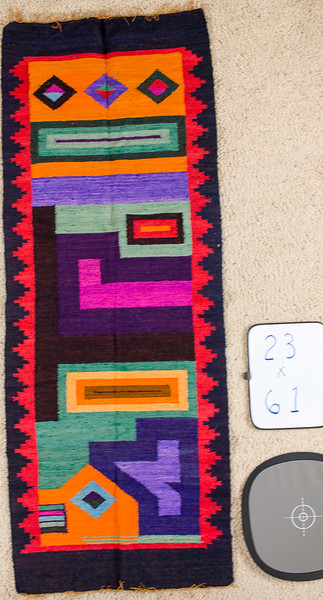 $150 - Peuvian rug/ wall hanging