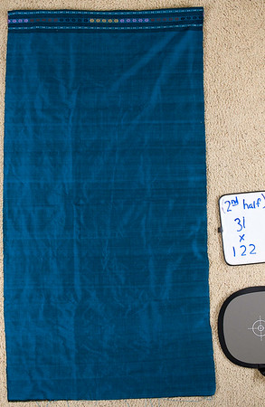Fabrics, Rugs, & Items from Peru and Thailand