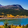 Set up for a very wide panorama 5 X 30 it comes out beautiful! This was taken in Glacier National Park.