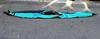 Feathercraft kayak.  Not sure of model. 12.5-13 feet long.