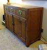 """Chest Dresser/ Cabinet --- 50"""" long x 17"""" deep x 33"""" high"""