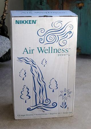 Nikken Air Filtration System