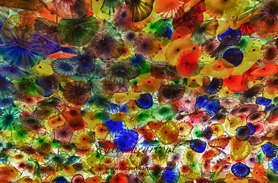 Chihuly Ceiling, Bellagio