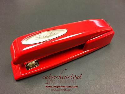 My Red Stapler