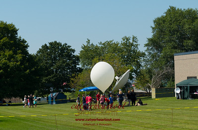 NASA Weather Balloon