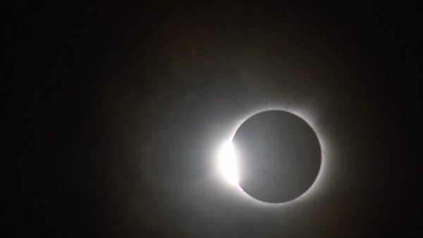Moment of Totality