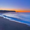Sunrise Over Reynisfjara Beach