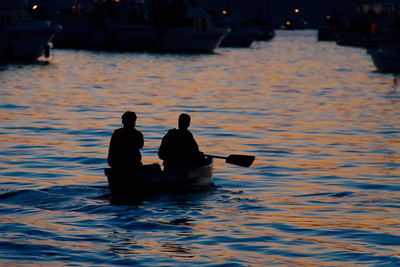 Paddling Toward The Light Vancouver, CA