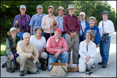 The F. W. Kent Park Fungus Crew