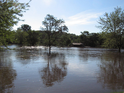 High water and still rising