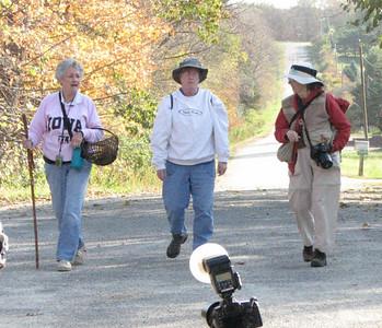 Janet, Diane, and Linda.