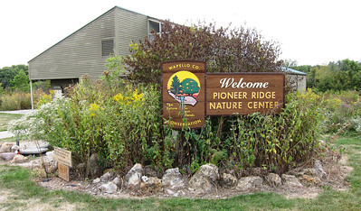 The Pioneer Ridge Nature Center.