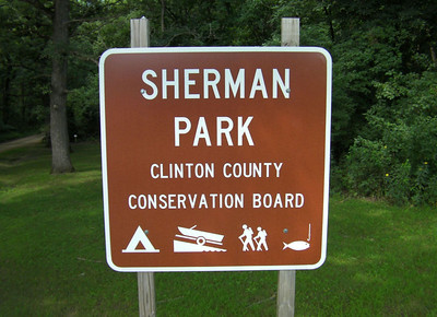 Sherman Park, Clinton County, Iowa