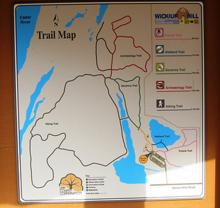Plenty of trails to hike.