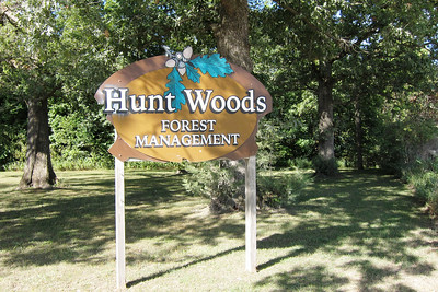 Hunt Woods Forest Management in Des Moines County, Iowa