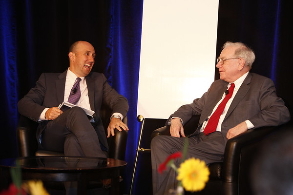 Conversation with Warren Buffett