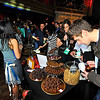 Aditi Malhotra from Tache Chocolate provided delicacies at Forbes Under 30 Food Festival
