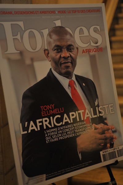Forbes Africa Gallery Reception 20130923