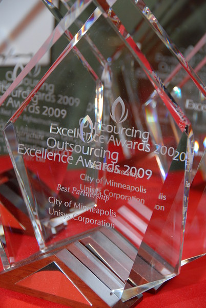 Forbes Outsourcing Dinner 20090611