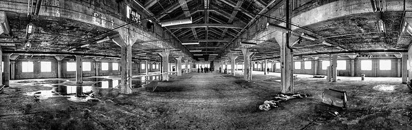 Ford Assembly Plant - Fourth Floor