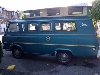 1965 Mercury Supervan