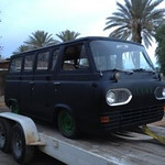 3onthetree '66 Ford Window Van... Better Pictures