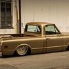 Delmo Wheels on a truck, for viewing pleasure