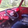 Pretty nice original interior, uncut dash.