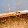 Left side rust