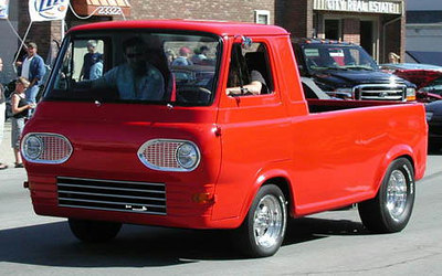 """E"" Ford Econoline/Falcon/Mercury Vans & Trucks"