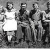 Betty, Bess, Ira, Pat & Robert Ford
