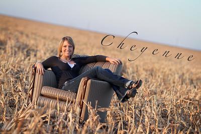 Cheyenne's Seniors