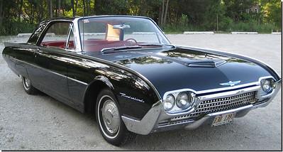 Ford Thunderbird Bumper-1962 Parts