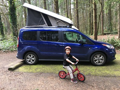 2018 Ford Transit Connect - Wagon