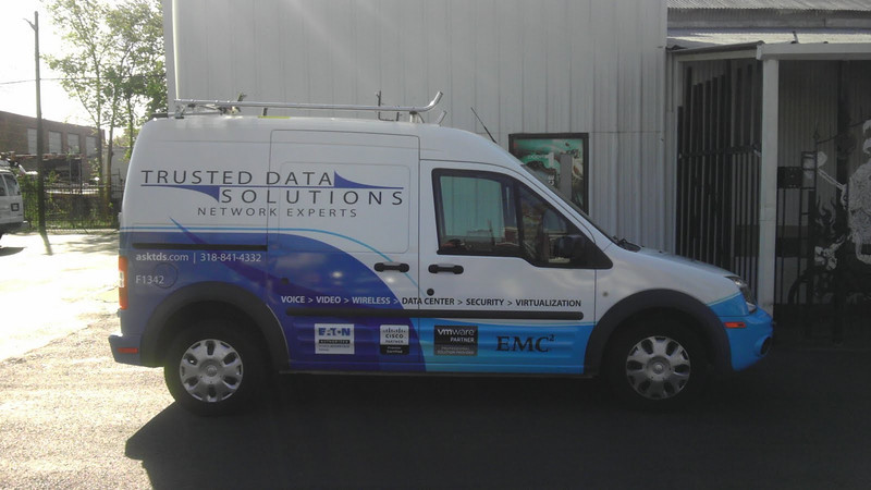 Trusted Data Solutions, Transit Connect, Dallas, TX