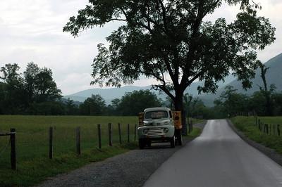 2011 Great Smoky Mountain F100 Run