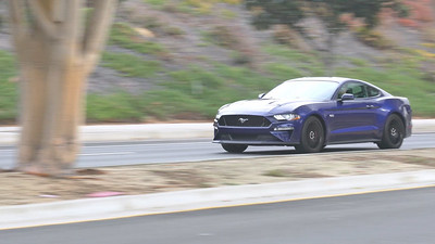2018 Ford Mustang GT Premium Fastback Driving Reel