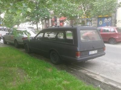 Ford Granada karawan