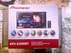 Pioneer AVH-X4500BT head unit to be installed