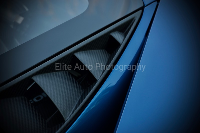 Ford GT Vent