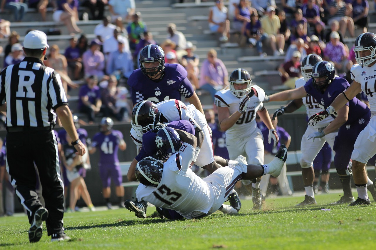 Fordham @ Holy Cross 45-16 Win 2014 335