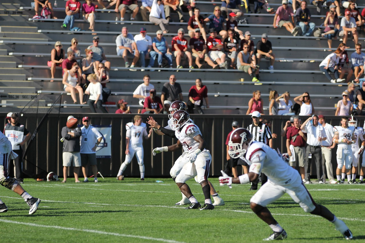 Fordham @ Holy Cross 45-16 Win 2014 406