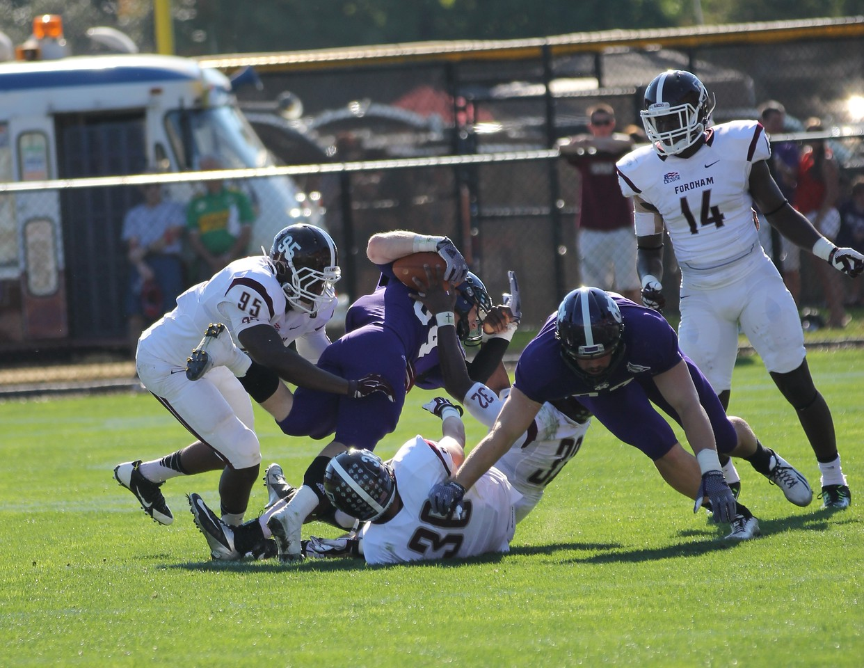 Fordham @ Holy Cross 45-16 Win 2014 364