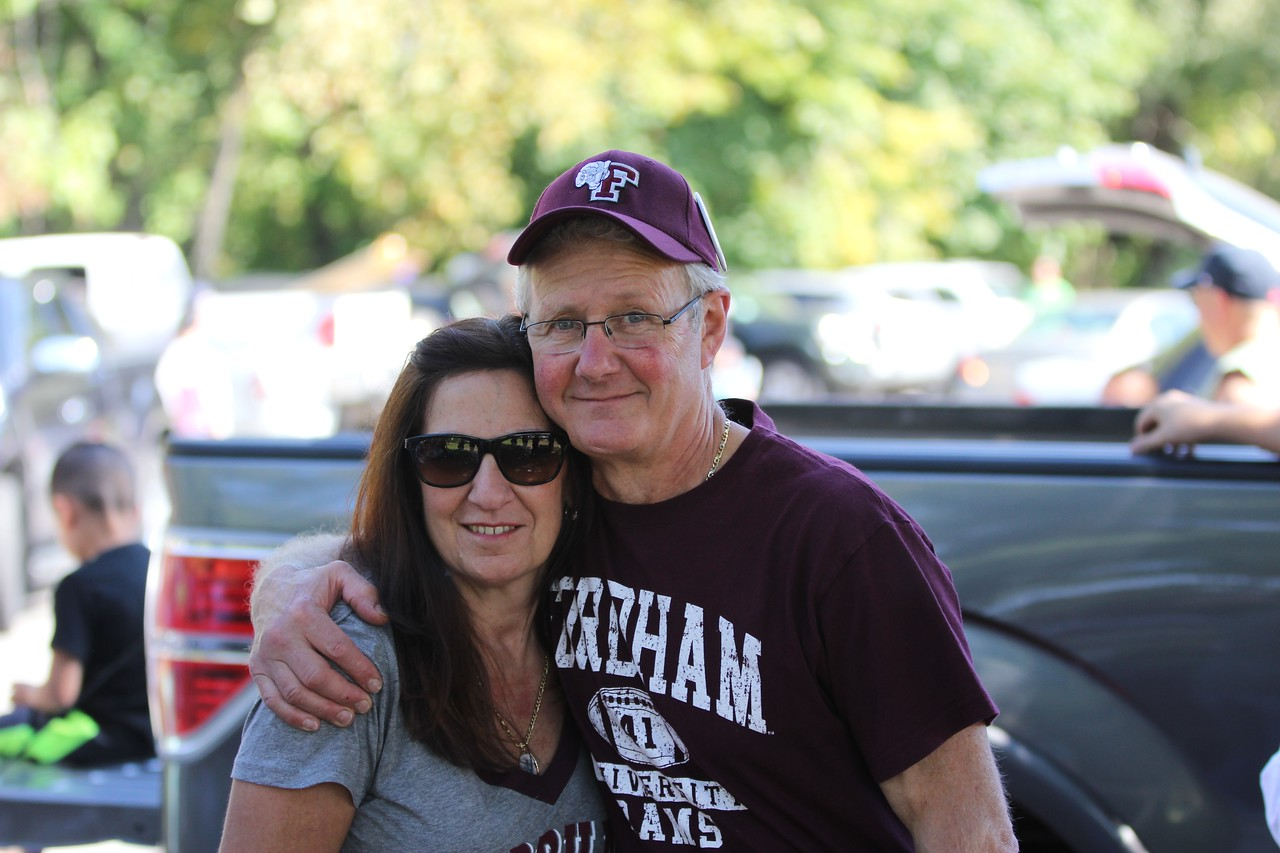Fordham @ Holy Cross Tailgate 2014 21