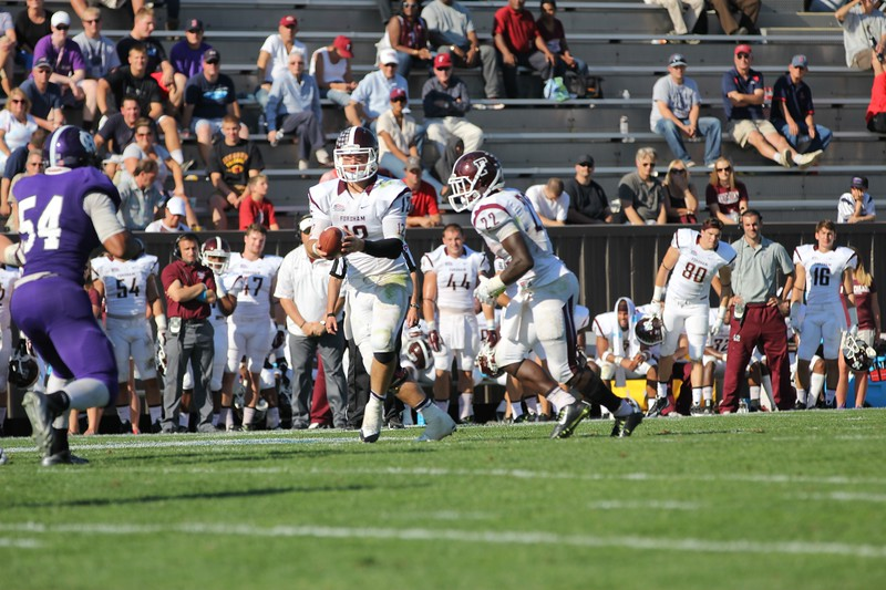 Fordham @ Holy Cross 45-16 Win 2014 398