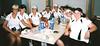 2009 Missouri Fore State Team: Lindsey Haupt, Chelsea Schriewer, Kristen Hamel, Kathy Glennon, Katrina Choate, Carolyn Schorgl, Alisha Matthews, Kelsey Meyer, and Mary Kate Bird.