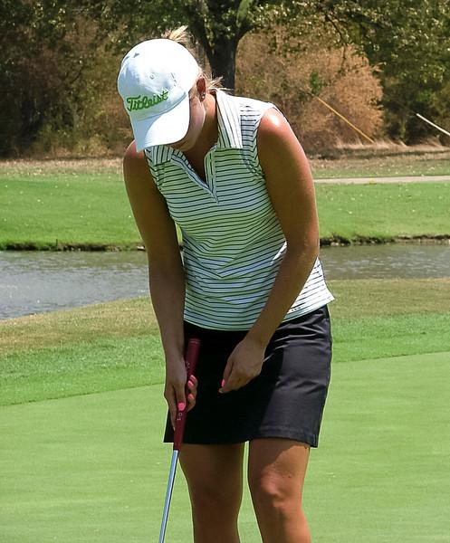 2011 Missouri Amateur Champion, Catherine Dolan plays at Missouri State University.
