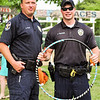 Officer Styles and Officer Osborne