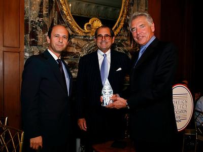 Nestle CEO. FPA. St Regis Oct. 1, 2008.