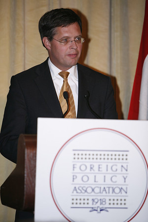 World Leadership Forum. Sept. 24, 2008